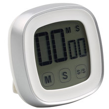 Custom High Quality Touch Screen Digital Kitchen Timer