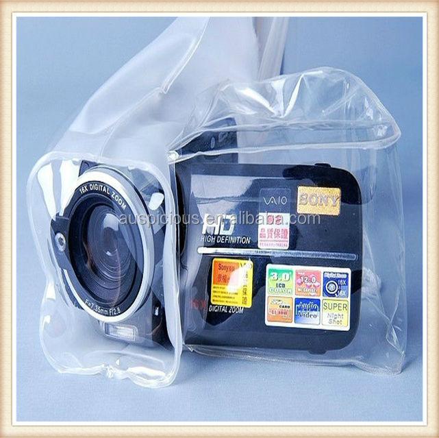 plastic Waterproof bag for camera china supplier