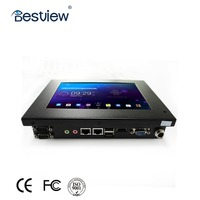 8'' OEM Android industrial grade tablet pc 8inch touch panel pc fanless computer with Dual core