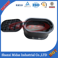 Plastic Water Meter Protect Box for Sale