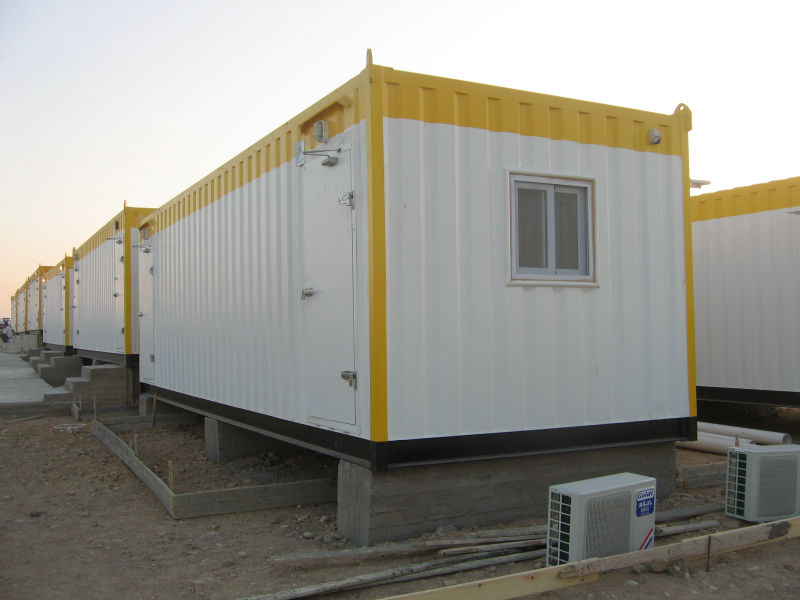 Container-type Housing
