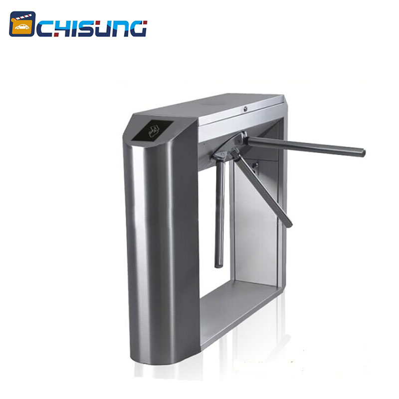 Bridge-type Full Automatic Rfid Card Reader Security Turnstile Gate
