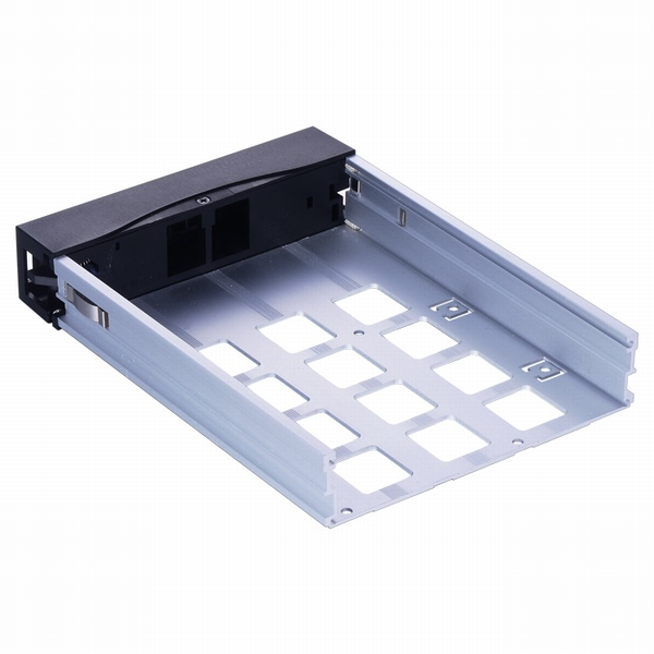 UNESTECH ST8510 2.5in or 3.5in Support Hot Swap Hard Drive Tray caddy internal hdd mobile rack with stylish look