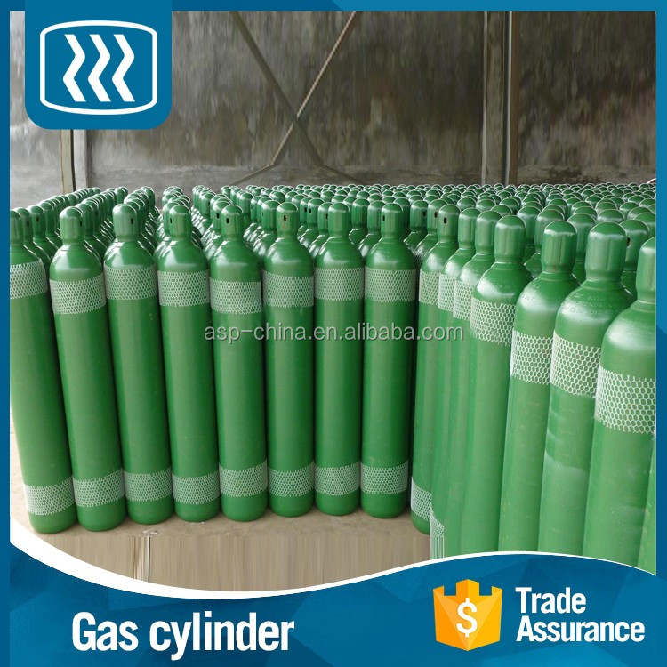 Empty gas filling plant china medical mini small sizes compressor small portable 50 liter oxygen cylinder