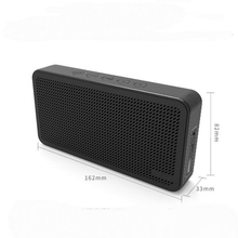 2017 China wholesale 6000mAh Mini wireless Power bank Bluetooth speaker with Mic