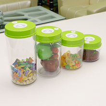 Fresh world best selling products used appliances wholesale plastic auto vacuum food storage container