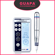 OEM Fashion Hotsale Rechargeable Tattoo Stainless Steel Premium Charmant Digital Permanent Makeup Machine from Guangzhou Factory