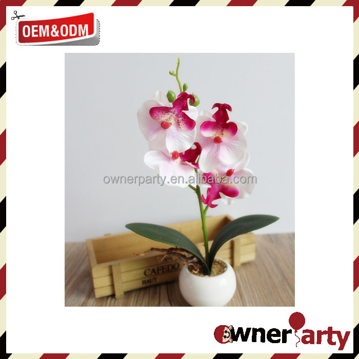 Factory Price Home Decoration Wholesale Floral Garden Silk Flowers