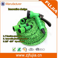 ABS Plastic Type expandble garden hose and 1/2'' Diameter automatic retractable hose reel