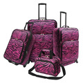 Four sizes a set luggage bags