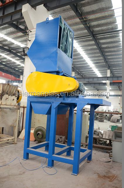 CE/SGS approved 300KG PP PE film recycling crusher