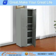 Light gray knocked down office cabinet/steel filling key cabinet