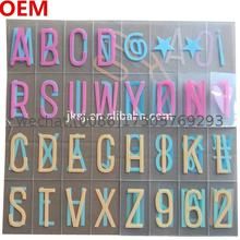 New hot selling products color letters changeable light box advertising led manufactures