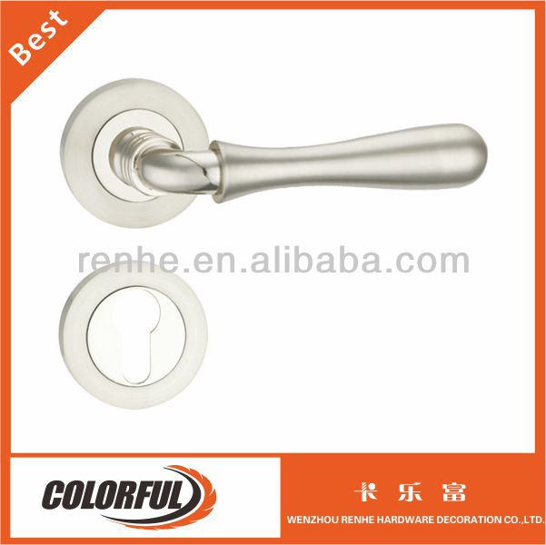 Oem zinc alloy door handle