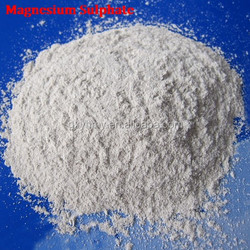 High quality Agriculture Grade Epsom Salts Magnesium Sulphate