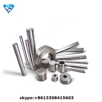 Solid and Through Hole Tungsten Carbide Rods