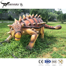 Sc Dinosaur fashion handmade fiberglass dinosaur for amusement park