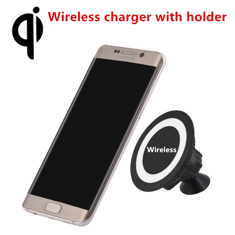 Magnetic phone charger car mount 14
