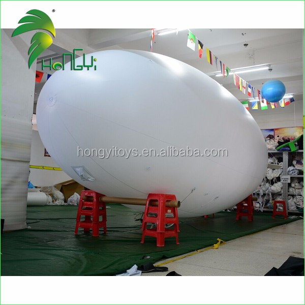 Inflatable Remote Control Airship (5)