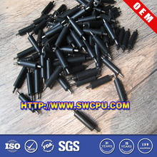 Hard vulcanized rubber rollers for printing press