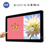 Star Player 1080P 17 inch lcd usb video advertising display touch screen for option