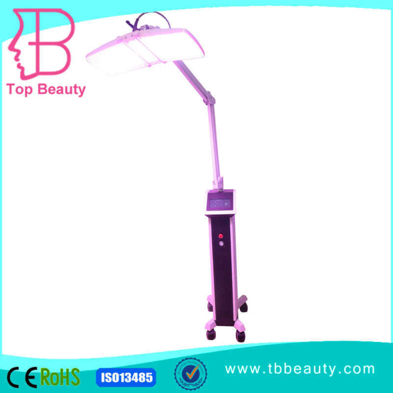 470nm 640nm pdt led light photodynamic therapy machine CE