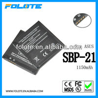Genuine 1150mah SBP-21 Battery For ASUS GarminFone Garmin A50 Bateria Batterie AKKU Accumulator