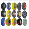 Small Inflatable wheel Pneumatic rubber tire 3.00-4