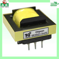 Chipsen good quality and cheap high frequency transforner for VCD,DVD and TV circuits