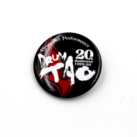 Custom Design Metal Badge Pin Japanese