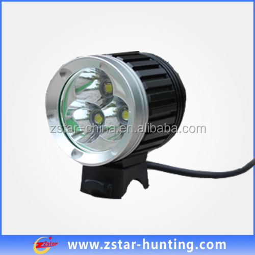 Hot sale Max 4000LM Longest 270m range Outdoor Hunting miner head lamp