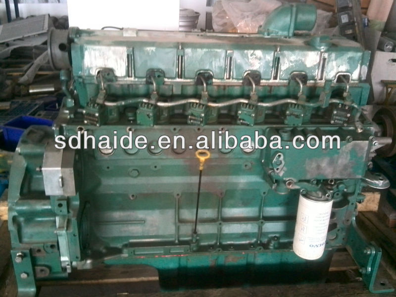 Diesel engine and parts for Volvo EC290 D7D Engine and parts