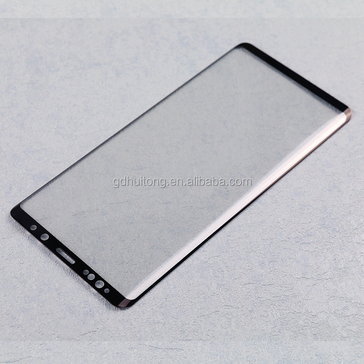 3D Full Screen 9H Tempered Glass For Samsung Galaxy NOTE 9 screen protector