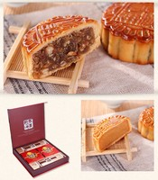 hand-made delicious mid-autumn festival gift moon cake