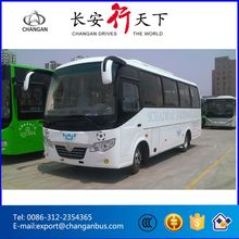 Toyota coaster 30 seater bus luxury coach Changan SC6726