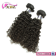 2015 XBL Excellent Quality 8A Grade Chemical Free Brazilian Human Hair Paypal