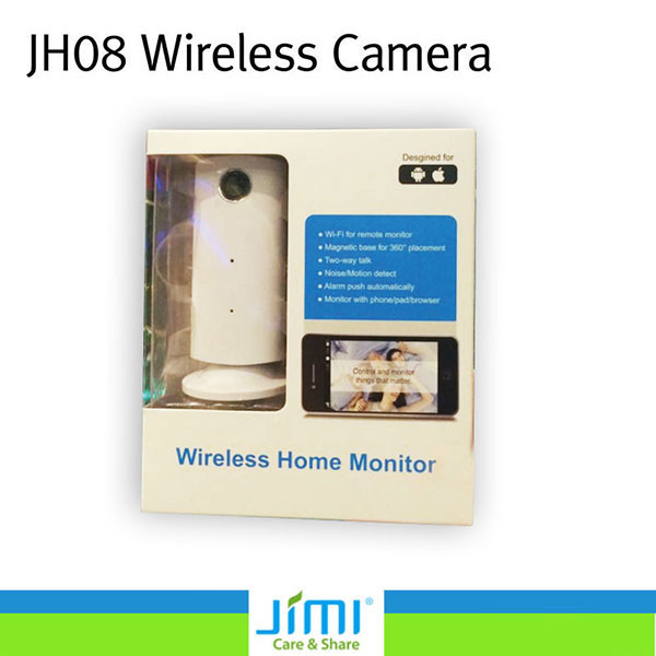 New IP Wifi Camera Snapshot and video recording JIMI hottest Two-way talk IP camera