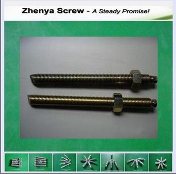 chemical anchor bolt m16