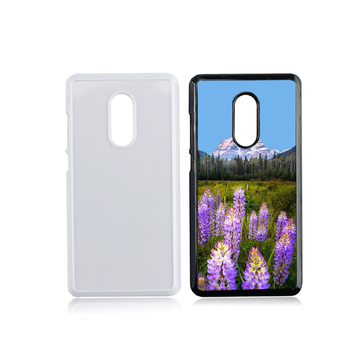 Hard Plastic Sublimation Phone Case For Red-mi Note 4,2D Phone Cover