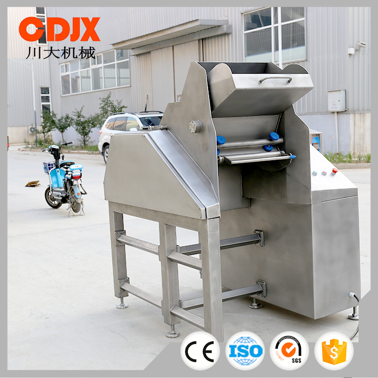 Low manufacturing cost new arrival frozen beef meat cutter slicer