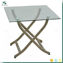 fancy living room rope table wholesale furniture