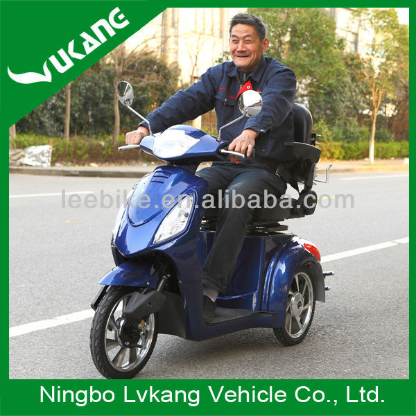 500W 48V Small Electric Utility Tricycle Suppliers
