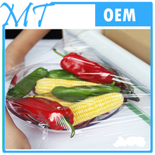 Plastic stretch film food grade PE cling film