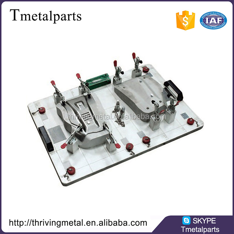 High Precision Automotive Inspection Fixture/Jig and Checking Fixture for Auto Parts