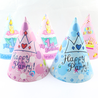 party supplies birthday paper cone hat manufacturers birthday decoration