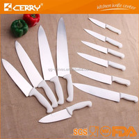 Professional quality stainless steel kitchen knife