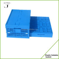 folding plastic clear box with side door