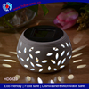 Hand Cut Ceramic Garden Lamp Candle