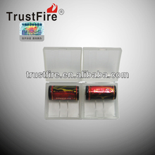 Trustfire Li-ion rechargeable e cig 18350 battery 3.7v 1200mah battery original factory from China
