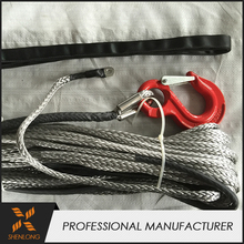 Hot sale high tenacity Electric drive altec winch rope Electric winch